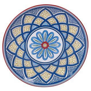 Certified International Certified International Tangier Round Platter 13 inch  CLOSEOUT/ NO RETURN