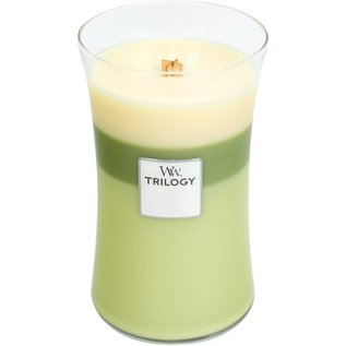 WoodWick Candle WoodWick Candle Large Trilogy Garden Oasis