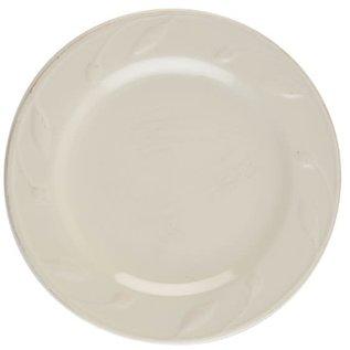 Signature Housewares Sorrento Salad Plate Ivory