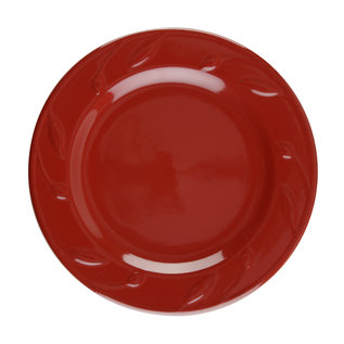 Signature Housewares Sorrento Salad Plate Ruby