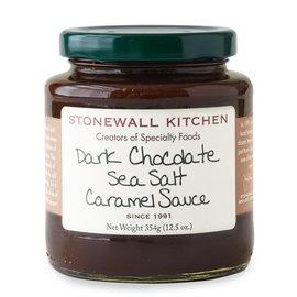 Stonewall Kitchen Stonewall Kitchen Dark Chocolate Sea Salt Caramel Sauce