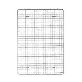 "Harold Import Company Inc. HIC Mrs. Anderson's Half Sheet Cooling Rack 16.5"" x 11.75"""