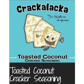 Two Sisters At Home Two Sisters At Home Crackalacka Toasted Coconut