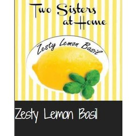 Two Sisters At Home Two Sisters At Home Zesty Lemon Basil
