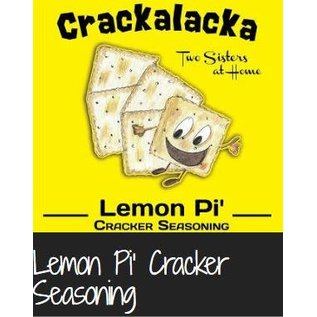 Two Sisters At Home Two Sisters At Home Crackalacka Lemon Pi'