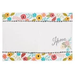 Kay Dee Home Comfort Embroidered Placemat