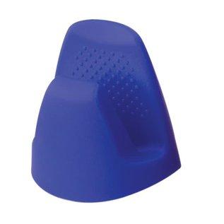 Harold Import Company Inc. HIC Silicone Pot Grabber Blue