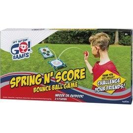 Toysmith Toysmith Spring N' Score Bounce Game