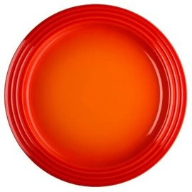Le Creuset Le Creuset Dinner Plate 10.5 inch Flame