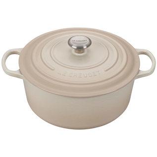 Le Creuset Le Creuset Signature Round Dutch Oven 7.25 Qt Meringue