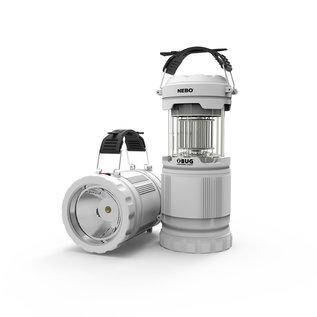 Alliance Sports Group NEBO Z Bug Lantern + Light Mosquito Zapping LED Lantern + Spotlight
