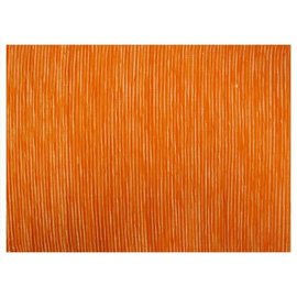 Mahogany USA Mahogany Tuscany Orange Placemats 13 in. x 19 in. set of 4