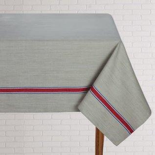 Mahogany USA Mahogany French Laundry Red Tablecloth 60 in. x 90 in.