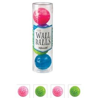 Toysmith Toysmith Mini Wall Balls 4 pc Set