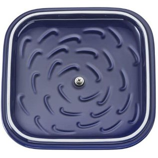 Staub Staub Ceramic Covered Square Baking Dish 9 inch Dark Blue