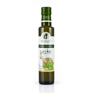Ariston Ariston Pesto Infused Olive Oil Prepack 8.45oz