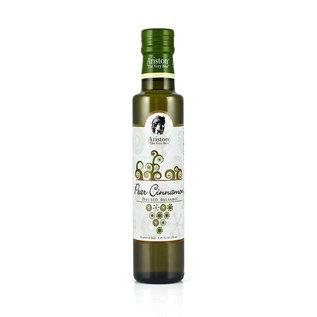 Ariston Ariston Pear Cinnamon Infused Balsamic Vinegar Prepack 8.45oz dnr