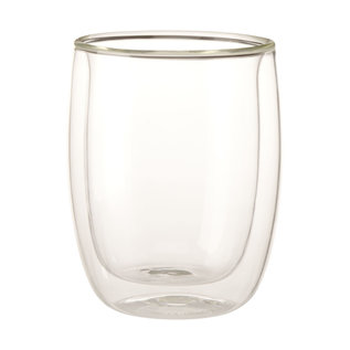 Zwilling J.A. Henckels Zwilling Sorrento Double Wall Appetizer Dessert Glass 6.7 oz 3 pc Set