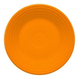 Fiesta Fiesta Luncheon Plate 9 inch Butterscotch