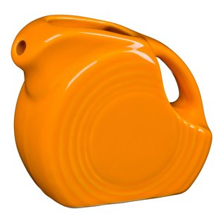 Fiesta Fiesta Mini Disc Pitcher Butterscotch