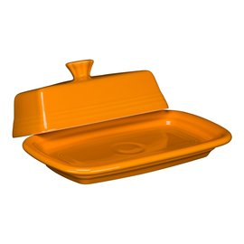 Fiesta Fiesta Covered Butter Dish Extra Large Butterscotch