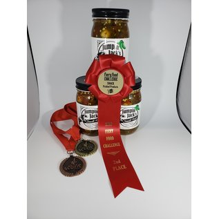 Jumpin Jack's Jumpin' Jack's Sweet Heat Candied Jalapenos 16 oz MIO