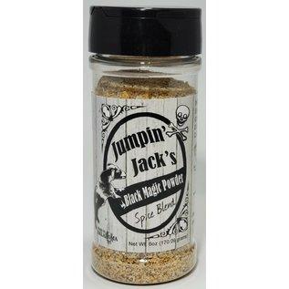 Jumpin Jack's Jumpin' Jack's Black Magic Powder Spice Blend 6 oz MIO