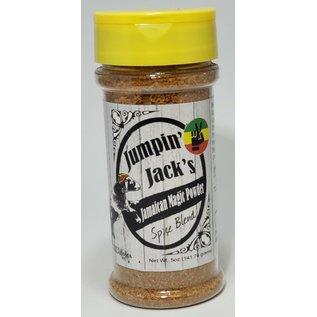 Jumpin Jack's Jumpin Jack's Jamaican Magic Powder Spice Blend 4 oz MIO