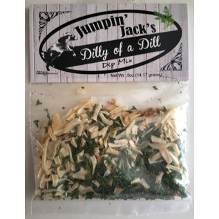 Jumpin Jack's Jumpin Jack's Dilly of a Dill Dip Mix MIO