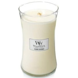 WoodWick Candle WoodWick Candle Large Island Coconut