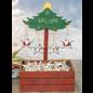 Hanna's Festive Star Ornament Assorted