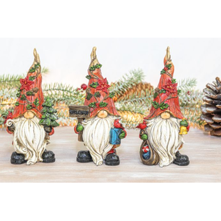 Hanna's Woodland Whimsy Gnome Tabletop Assorted