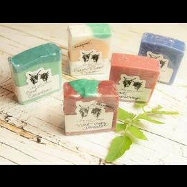 DesignWrap Brands(White Peacock) Scissortail Meadow Handmade Soap Assorted