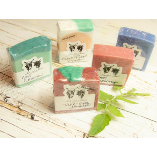 White Peacock Productions Scissortail Meadow Handmade Soap Assorted