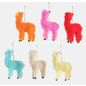 One Hundred 80 Degrees One Hundred 80 Degrees Llama Ornament 5 inch Assorted