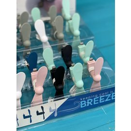 DM Merchandising Inc DM Merchandising Mini Breeze iFan Assorted Pastels