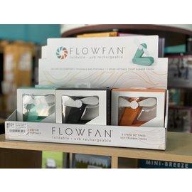 DM Merchandising Inc DM Merchandising Flow Fan USB Rechargeable Fan Assorted