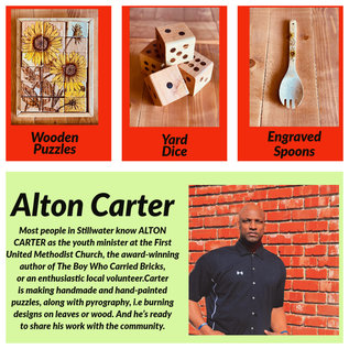 Inspire by Alton Carter Inspire Dice Large