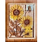 Inspire by Alton Carter Inspire Puzzle Sunflower 1-sided 11 inch x 20 inch