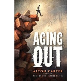 Inspire by Alton Carter Aging Out by Alton Carter Hardback