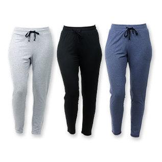 DM Merchandising Inc DM Merchandising Hello Mello Weekender Pant Black Large