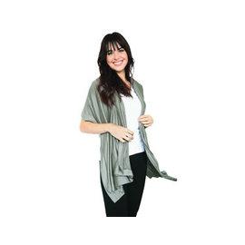 DM Merchandising Inc DM Merchandising Hello Mello Weekender Travel Wrap Moss CLOSEOUT/ NO RETURN
