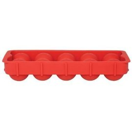 Harold Import Company Inc. HIC Cannonball Ice Ball Tray