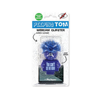 DM Merchandising Inc DM Merchandising Peeping Tom Webcam Clipster