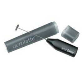 Harold Import Company Inc. HIC Aerolatte Milk Frother to Go with Storage Case