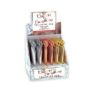 DM Merchandising Inc DM Merchandising Crown Pen assorted colors