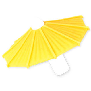 DM Merchandising Inc DM Merchandising Silicone Umbrella Drink Marker 6 pc set