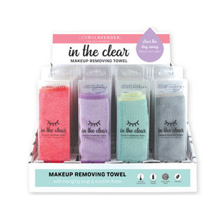 DM Merchandising Inc DM Merchandising Makeup Removing Towel Assorted