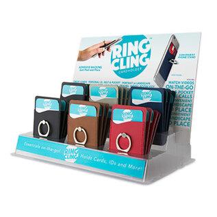 DM Merchandising Inc DM Merchandising Card Cling Ring Holder