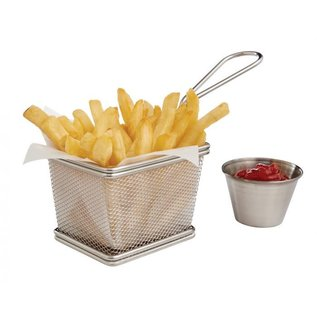 Harold Import Company Inc. HIC French Fry Serving Basket